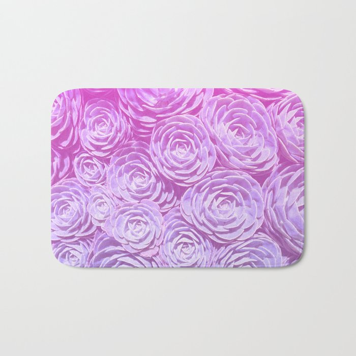 Succulent Love Bath Mat