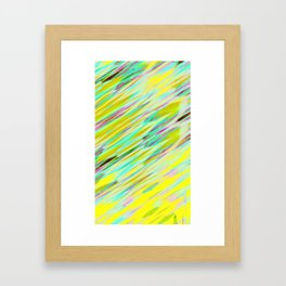 Bevel 1 Framed Art Print