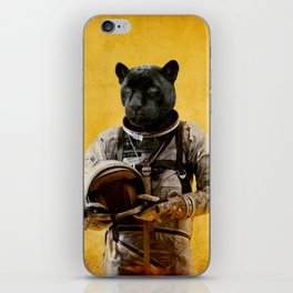 Space Jag iPhone Skin