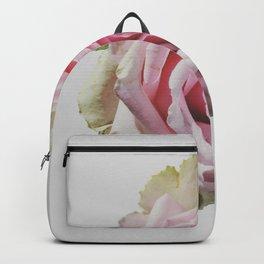 Antique Blush Rose Backpack