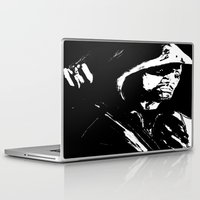 green arrow Laptop & iPad Skins featuring Arrow by Seth House