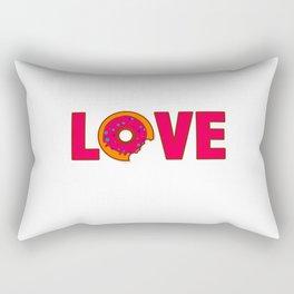 Donut Lover gift idea Rectangular Pillow