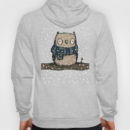 Chilly Owl Hoody