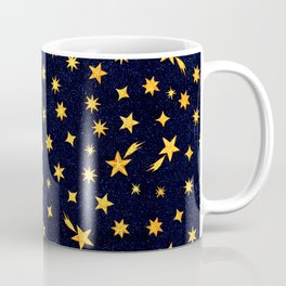 Little Stars in the Night Sky Coffee Mug