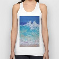 dancing Tank Tops featuring Dancing by Terrel