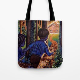 Hansel and Grethel/Hansel and Gretel Tote Bag