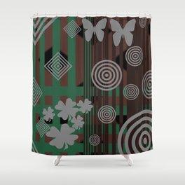 design #5 Shower Curtain
