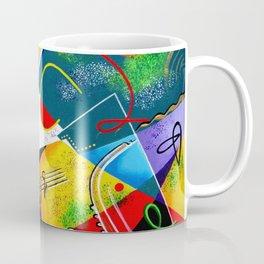 Performing Arts - Energy of Music Coffee Mug
