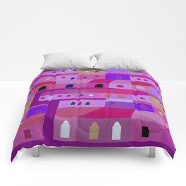 Ecatepec de Noche Comforters
