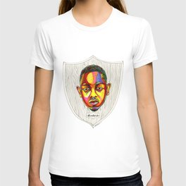 "Kendrick Lamar Artwork - ""Rigamortis"" T-shirt"