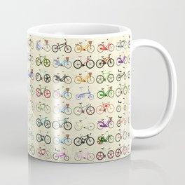 Bikes Coffee Mug