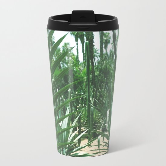 Moroccan Gardens Travel Mug