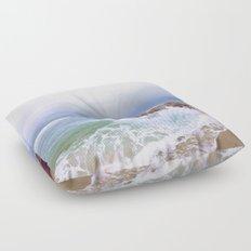 Before the Rain Floor Pillow