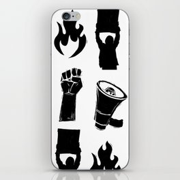 Resistance iPhone Skin