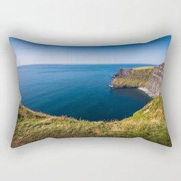 Cliffs of Moher, Ireland Rectangular Pillow