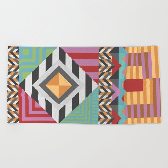 Sophisticated Anything Beach Towel