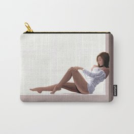 Impressionist Pin up Carry-All Pouch