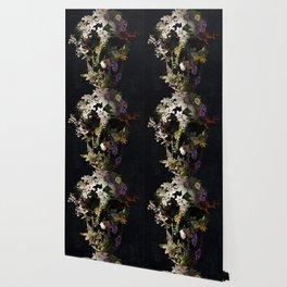 Spring Skull 2 Wallpaper