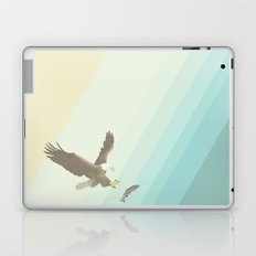 Eagle & Fish Laptop & iPad Skin