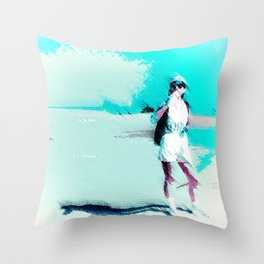 Maspalomas Throw Pillow