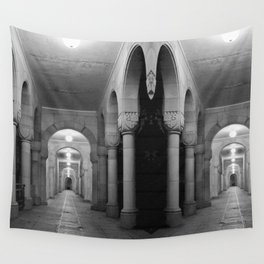 Corridors of confusion Wall Tapestry
