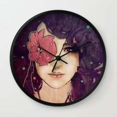 Liz Wall Clock