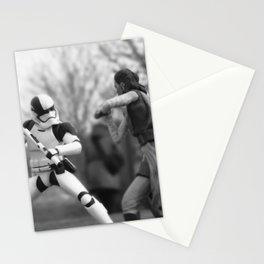 Let's fight! Stationery Cards