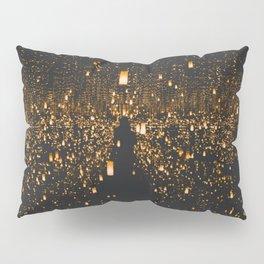 Lighted Lanterns Pillow Sham