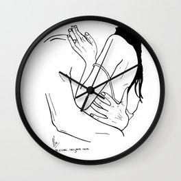 Engaged  Wall Clock