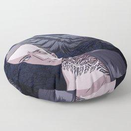 creature (Ronan Lynch) Floor Pillow