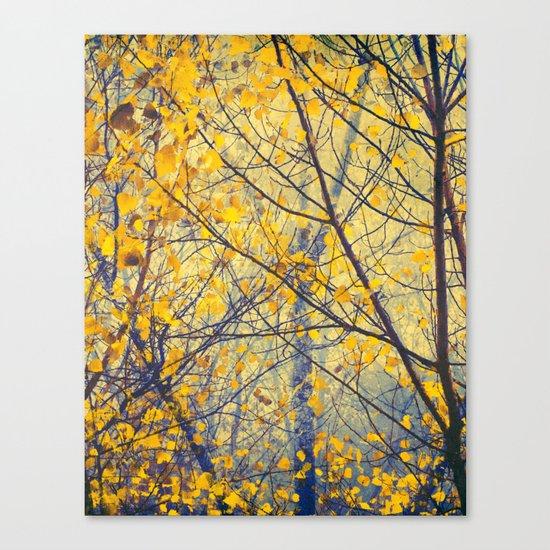 trees IX Canvas Print