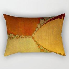 Southwestern Sunset 1 Rectangular Pillow