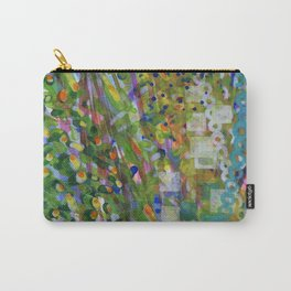 A Look over the Hedge Carry-All Pouch