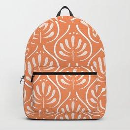 Boho salmon Backpack