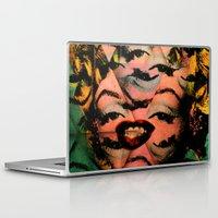 monroe Laptop & iPad Skins featuring Monroe by David
