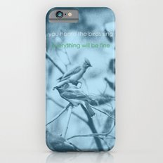 Summer Wasting iPhone 6s Slim Case