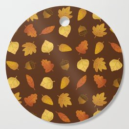 Leaf Lovers in Syrup Cutting Board