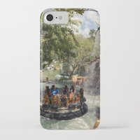 popeye iPhone & iPod Cases featuring Popeye and Bluto bilge-rat barges by Nick De Clercq