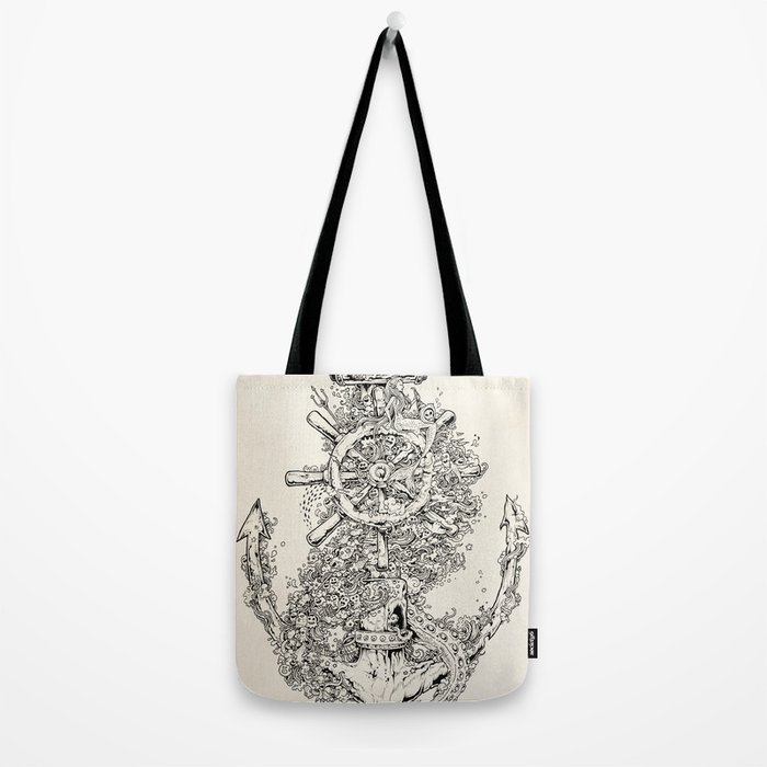 Into The Deep Tote Bag