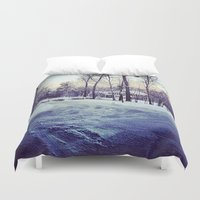 neverland Duvet Covers featuring Neverland by Out of Line