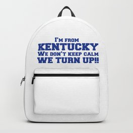 I'm from Kentucky Backpack