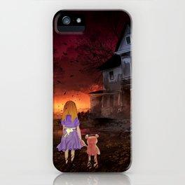 Alice na Casa Assombrada iPhone Case