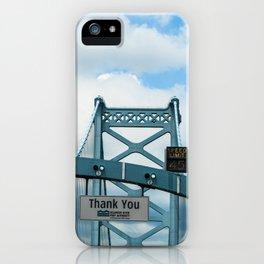 Thanks Youz! :) iPhone Case