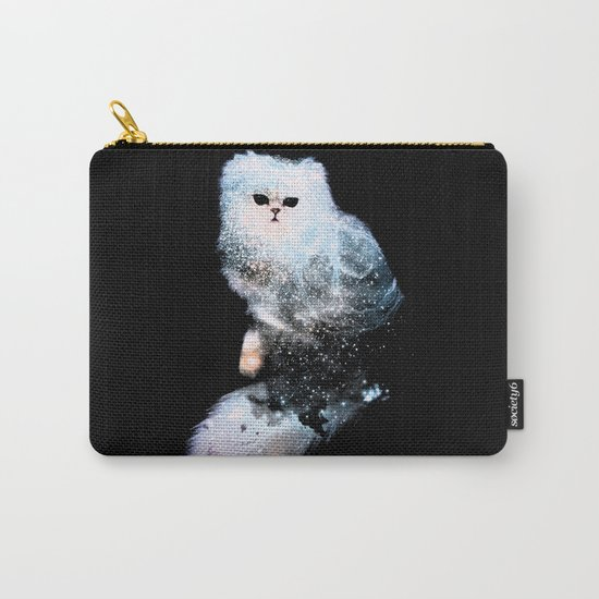 Celestial Cats - The Persian and the Ashes of the First Stars Carry-All Pouch