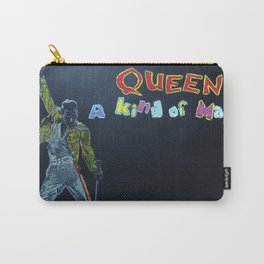 Freddie & Mercury A kind of Magic Tribute Carry-All Pouch