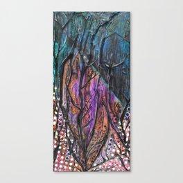 Winghaven Winter Canvas Print