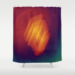 H27 Shower Curtain