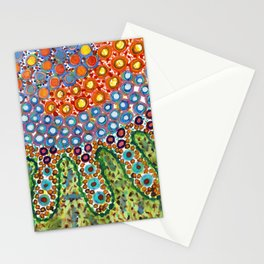 The Blue Path Stationery Cards