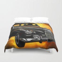 Humber Pullman Limousine Duvet Cover