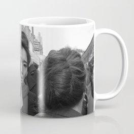 Flower Market Girl Coffee Mug